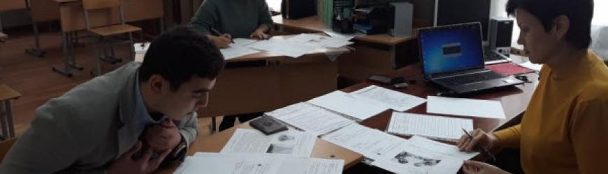 Апробация итогового собеседования по русскому языку в 9-х классах